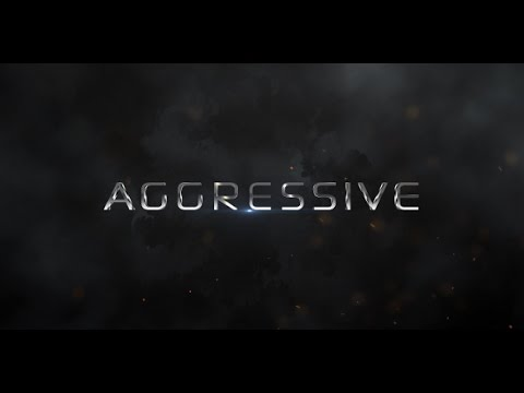 Aggressive Trailer | After Effects template