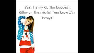 cl   1234 rap lyricsmp3