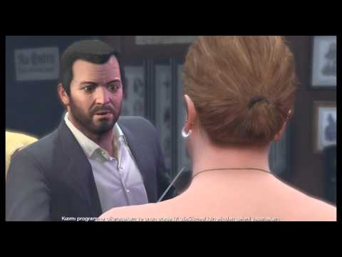 GTA 5 Görevleri #51 Aileye Kavuşma