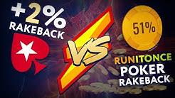 Pokerstars vs Runitoncepoker Rakeback