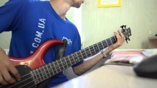 Blink-182 - All The Small Things (bass cover)