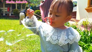 Shafia Main Balon Gelembung | Balon Gelembung Sabun