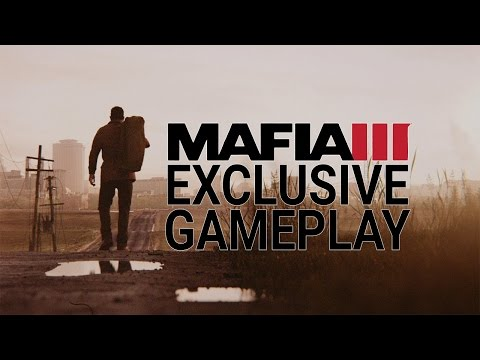 Mafia 3 - Exclusive Gameplay (Private 2K Event)