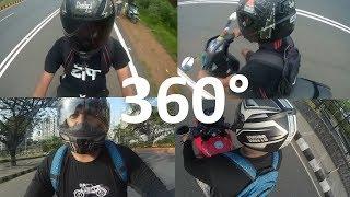 EASY! DIY 360° CAMERA HELMET RIG GoPro | IN 5 MINUTES |
