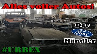 Die verlassene Ford-Werkstatt | #Urbex
