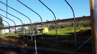 High Tunnel Installation (part 3) - FarmTek 30x72