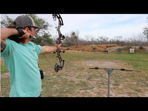 South Texas Deer Hunt (Day One)