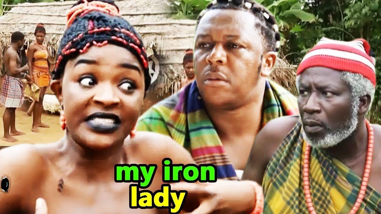 Download My Iron Lady Season 2 - Chacha Eke 2018 Latest Nigerian Nollywood Movie |Trending Movie | Full HD