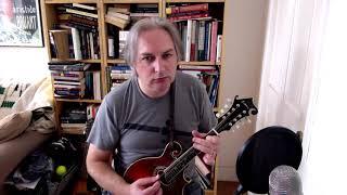 The Miltown Jig on mandolin