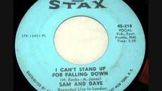 "Sam and Dave ""I Can"