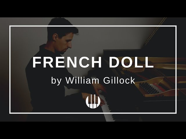 French Doll by William Gillock