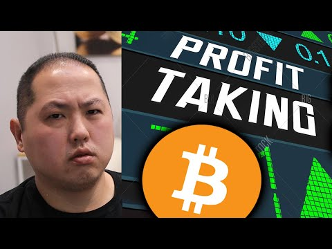 HOW TO TAKE PROFITS WITH BITCOIN AND ALTCOINS