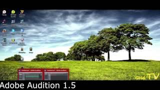 Быстрое и качественное Сведение трека в Adobe Audition 1.5 (видео урок)