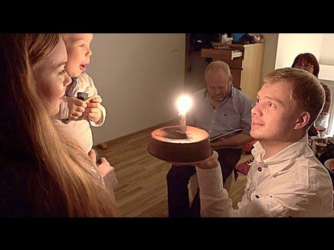 Клип День Рождения Маша 2 года