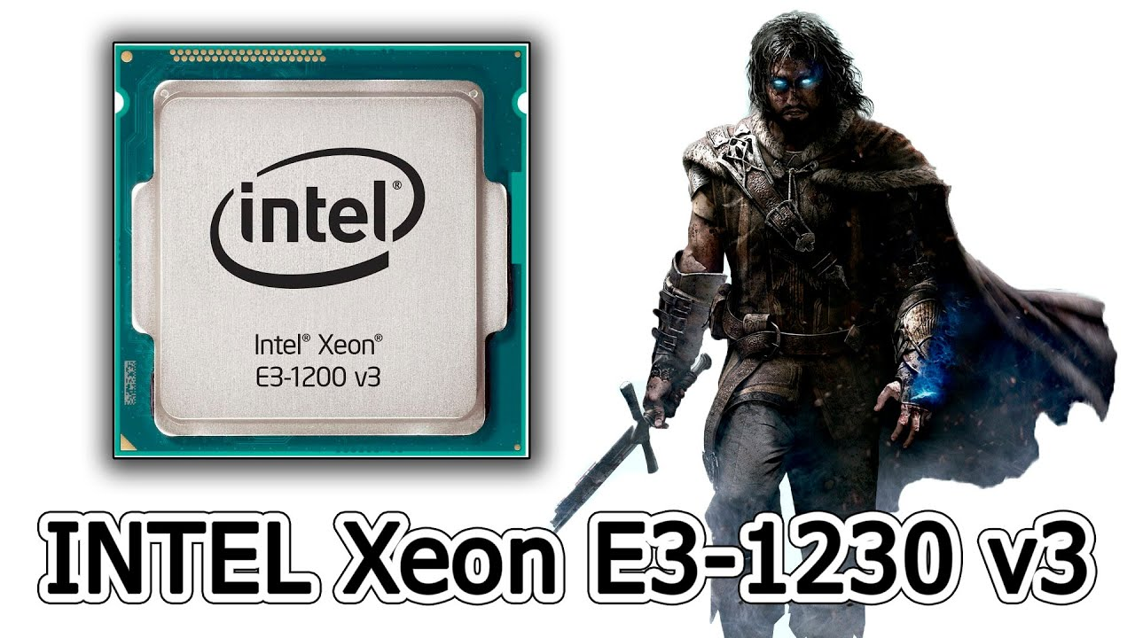 intel xeon e3 1230 v3 r9 290 middle earth shadow of mordor youtube. Black Bedroom Furniture Sets. Home Design Ideas