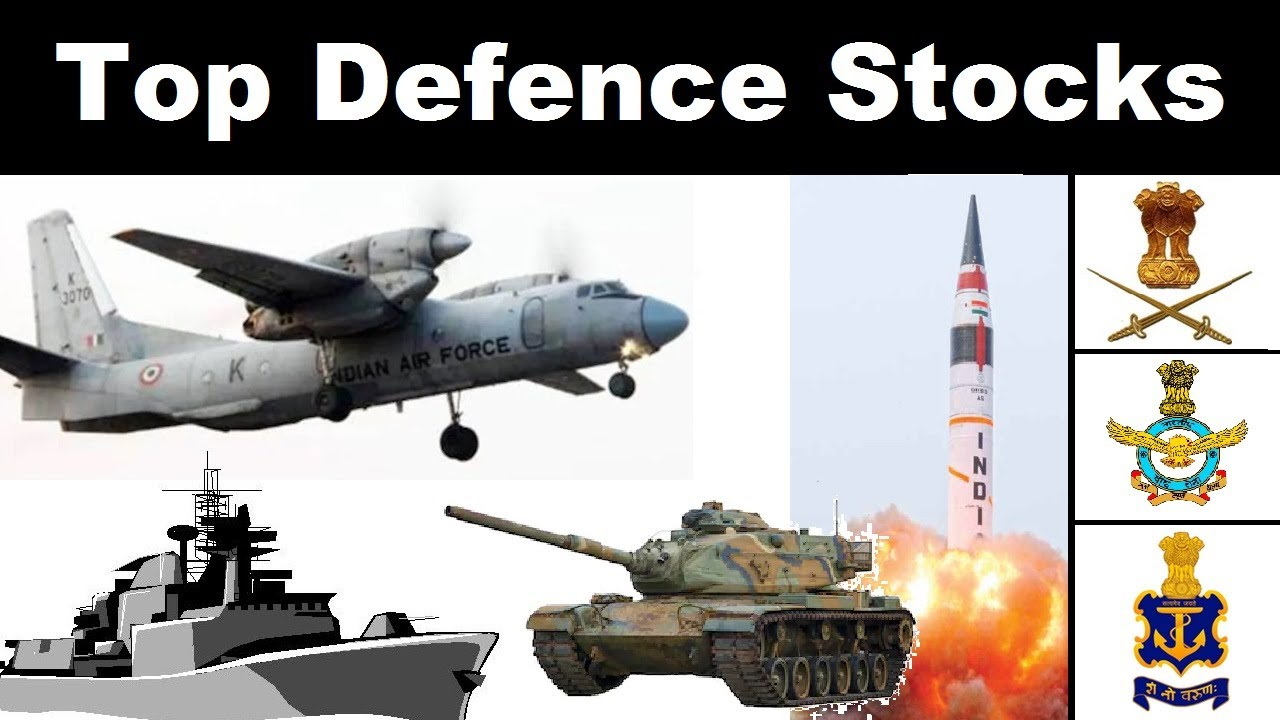 Top Defence Stocks List 2020 ⚫ Defence Shares Add in Watch List during India China Tension ⚫ SMKC