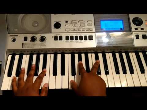 How to play You Brought Me Through This by Timothy Wright on piano