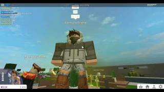 Roblox music video | Not Afraid | Dancer man ion it is DamoPlays C:
