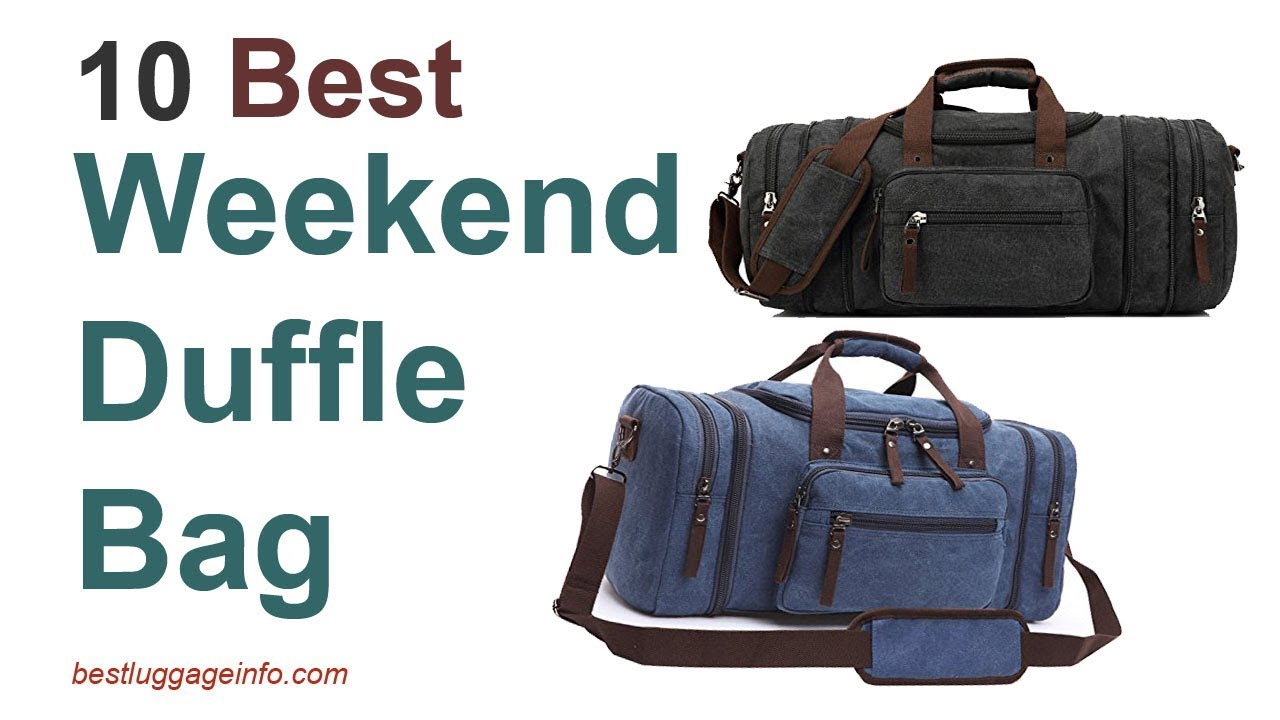 1d9f650f2451 Best Weekend Duffle Bag