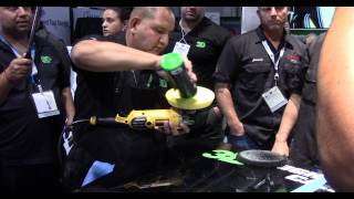 SEMA 2014  Buffing Challenge - Behind The Scenes correction