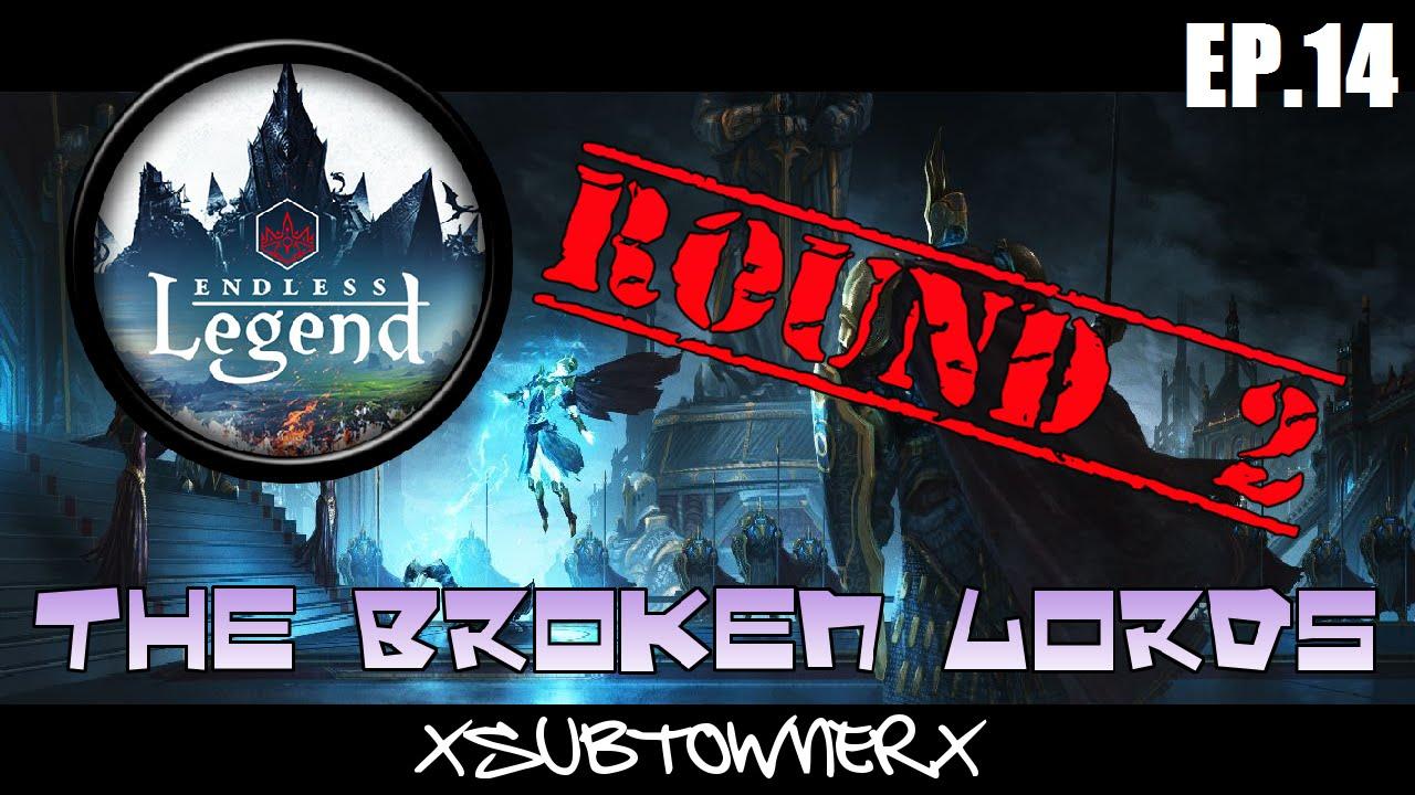 Endless legend broken lords p14 back on track youtube - Endless legend broken lords ...