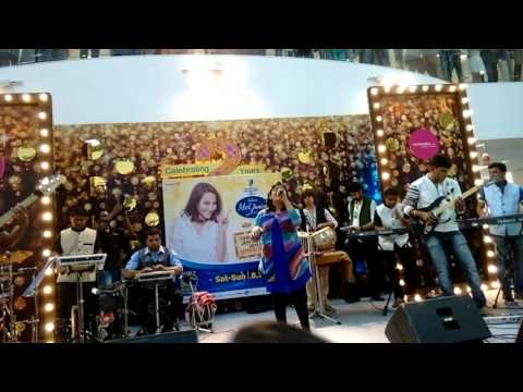 Ananya Nanda Live - O Solemiya