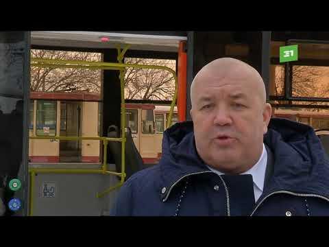 Попытка № 2. В Челябинск прибыл на испытания новый трамвай из Екатеринбурга
