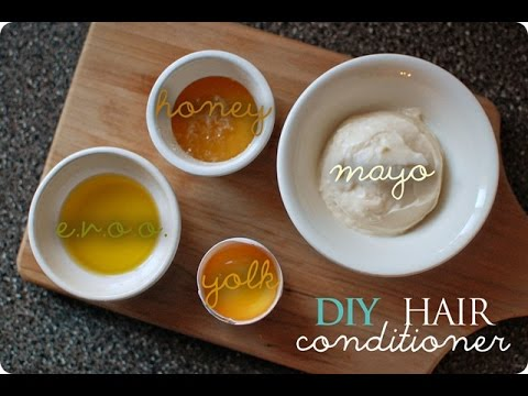 DIY Deep Conditioner For The Winter NaturalHair YouTube