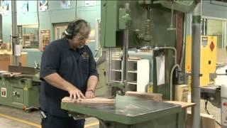 Band Saw Safety Video