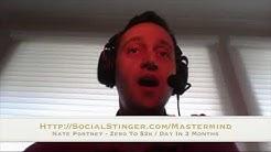 Zero To $2k/Day In 3 Months - Nate Portney Social Stinger Testimonial