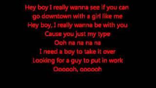 Rihanna - What's My Name Ft Drake (Lyrics)