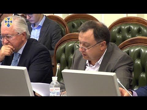Прийняти закон про статус української мови - нагальний обовязок парламенту, - М. Княжицький