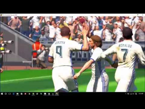 PESedit 2016: PES Professionals Patch V4 + latest transfers