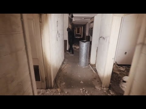 We found an abandoned airforce base
