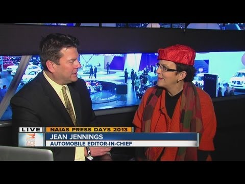 Interview with Jean Jennings from Automobile magazine