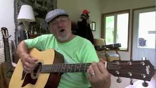 851 - Ballad of John and Yoko - The Beatles - acoustic cover by George Possley