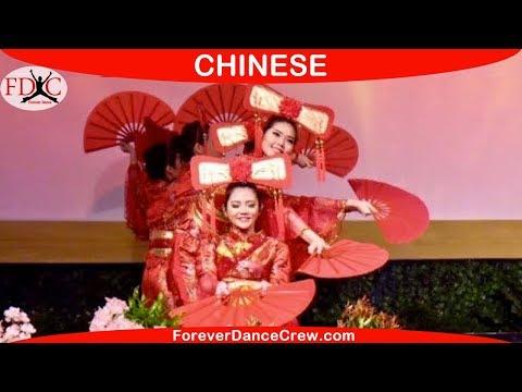 CHINESE DANCE INDONESIA WEDDING JAKARTA