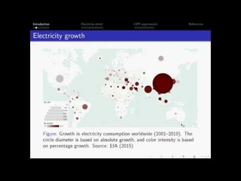 Electric power and its economy-wide linkages