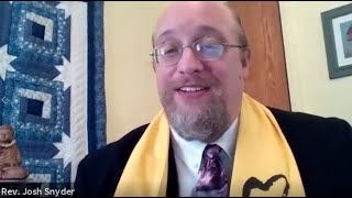 "'Question Box Sermon"" Rev. Dr. Joshua Snyder - May 30, 2021"