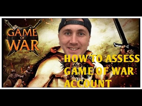 how to delete game of war account
