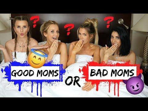 Hat dich dein Kind schon mal ANGEKACKT 💩 Good Moms or Bad Moms ⁉️ I Sevins Wonderland