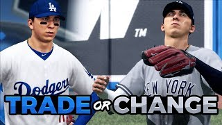 Manager Says Switch To OUTFIELD Or Be TRADED! MLB The Show 18 Road To The Show