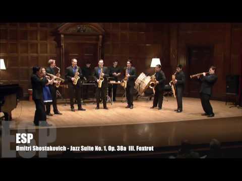 ESP - Jazz Suite No. 1 - Shostakovich