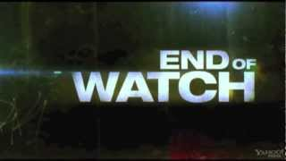 End of Watch - Official 2nd Trailer 2012 - Jake Gyllenhaal-Michael Pena