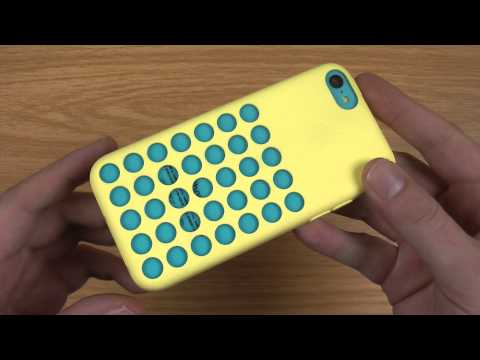 official-apple-iphone-5c-case-review---yellow