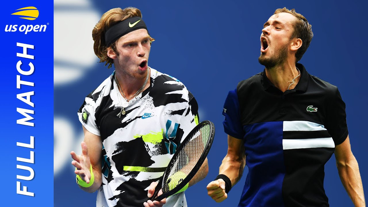 Andrey Rublev vs Daniil Medvedev Full Match | US Open 2020 Quarterfinal