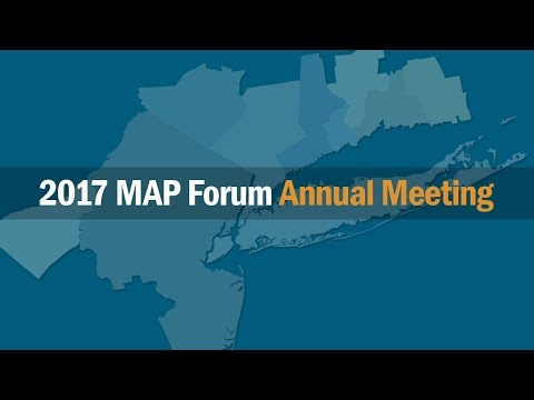 2017 Annual Meeting of the Metropolitan Area Planning Forum - December 7, 2017