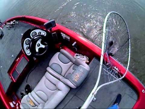 Afternoon Bass Fishing Tournament on Lake Champlain