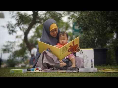 Gernas Baku - Gerakan Nasional Orang Tua Membacakan Buku Tim IDEA