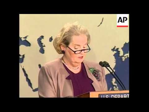 USA: REACTION TO ATTACK ON US NAVY SHIP USS COLE